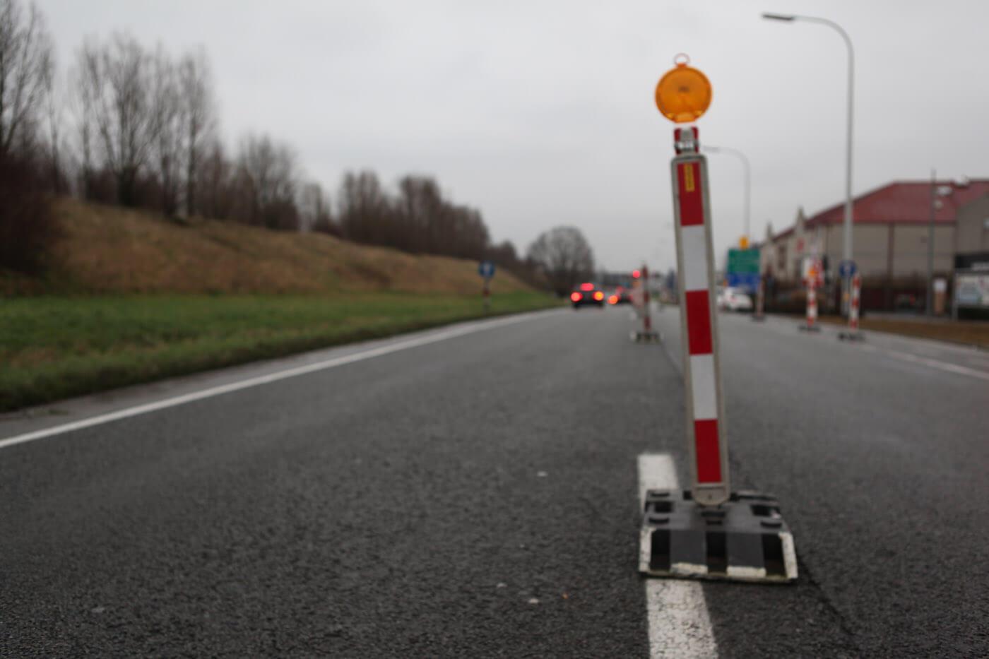 To Sign verhuur wegsignalisatie en mini-gravers Gent verkeersborden
